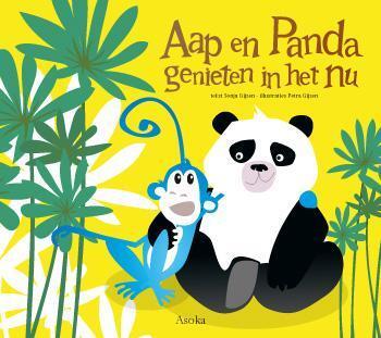 Afbeelding van Aap en Panda