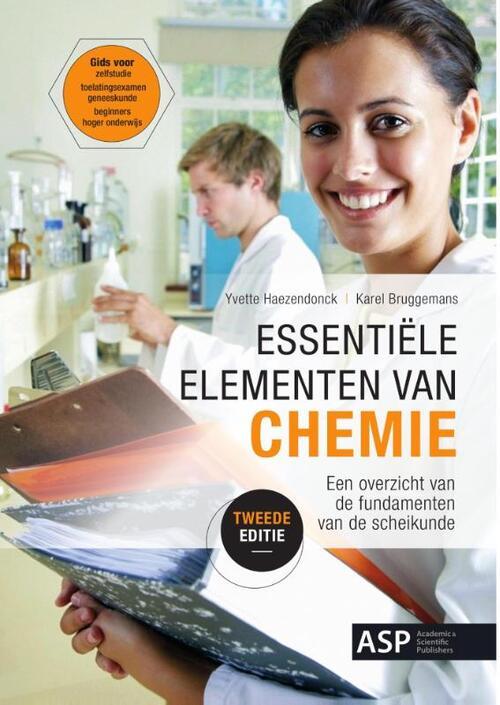 Afbeelding van Essentiële elementen van chemie