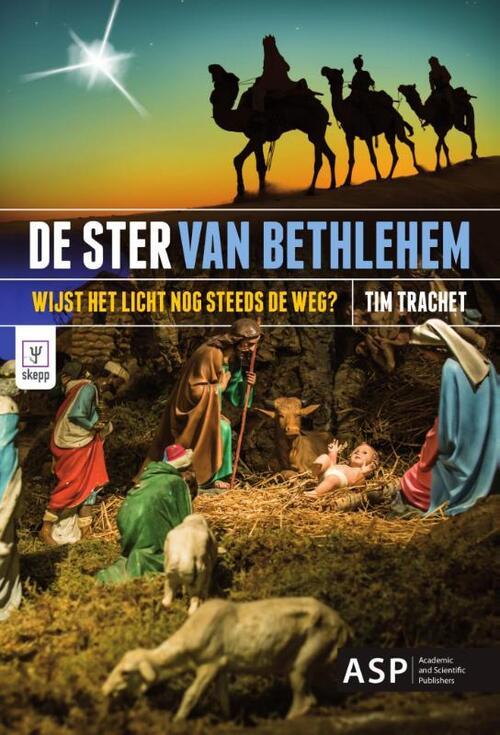 Afbeelding van De ster van Bethlehem