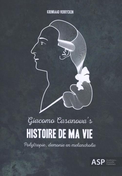 Afbeelding van Giacomo Casanova's Histoire de ma Vie