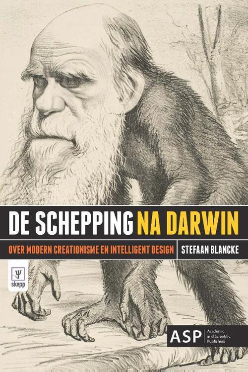 De schepping na Darwin - Stefaan Blancke