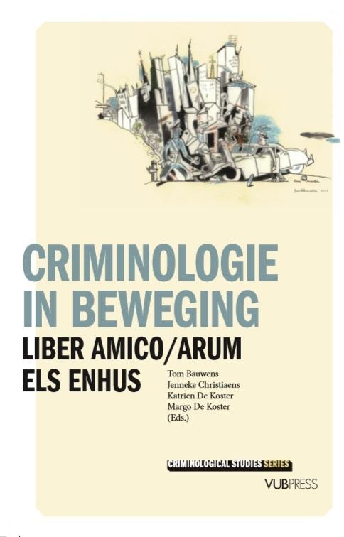 Afbeelding van Criminologie in beweging