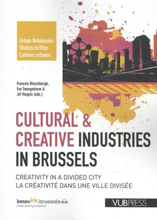 Afbeelding van Cultural & creative industries in Brussels