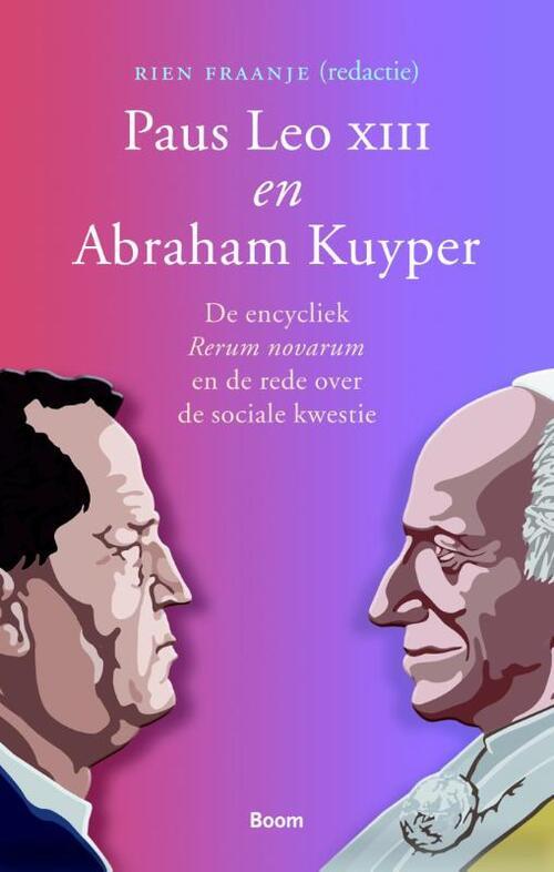 Boom Boeken > Geschiedenis & politiek > Alle geschiedenis & politiek Paus Leo XIII en Abraham Kuyper