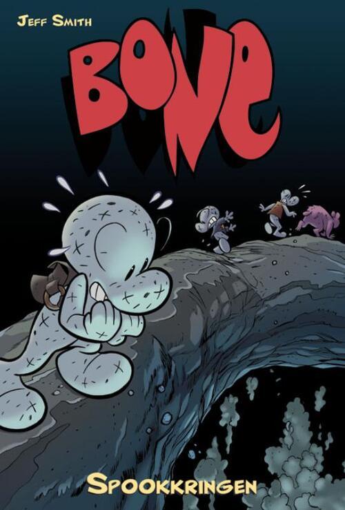 Bone 7 - Spookkringen - Jeff Smith
