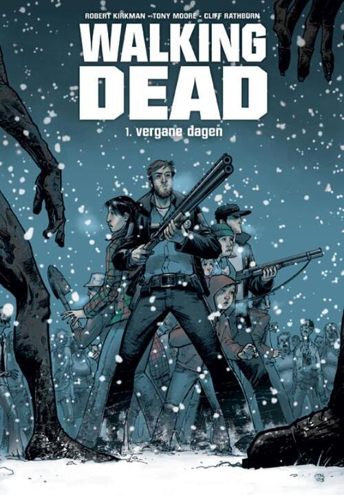 Walking dead 1 - Vergane dagen kopen