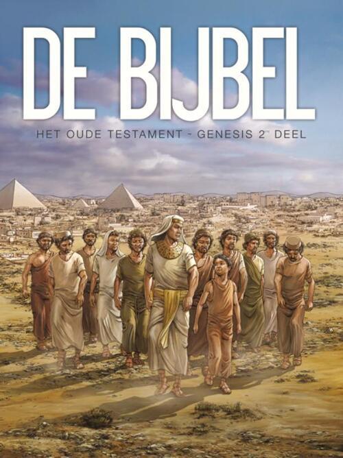 De Bijbel - Genesis 2e deel