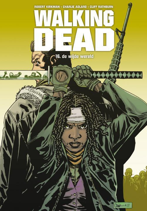 Walking Dead 16 - De wijde wereld kopen