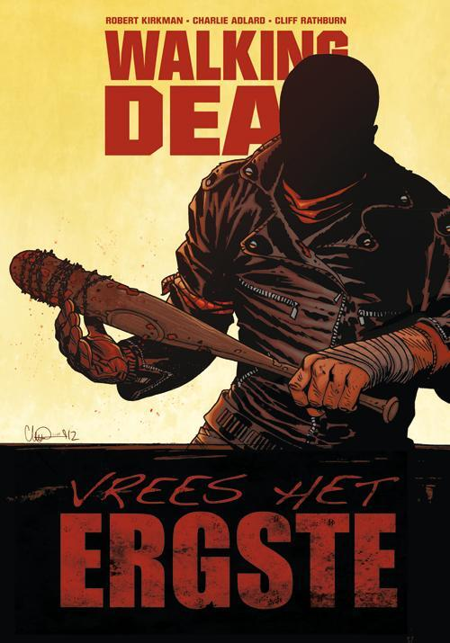 Walking Dead 17 - Vrees het ergste kopen