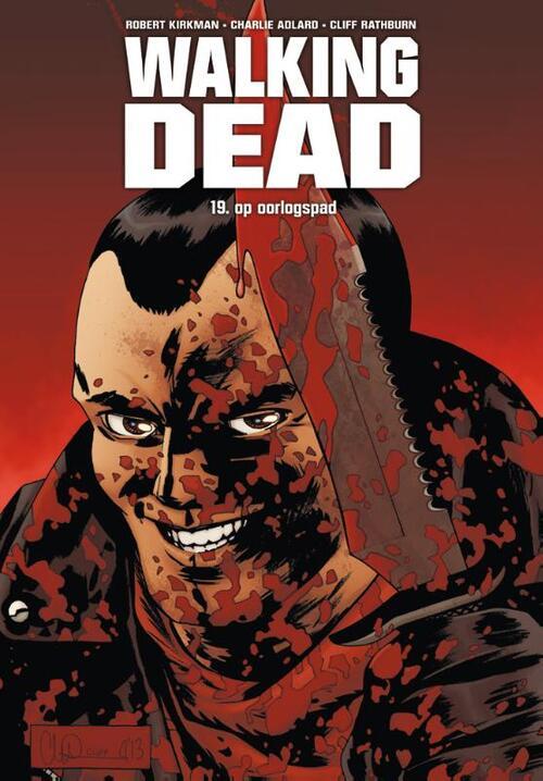 Walking Dead 19 - Op oorlogspad kopen