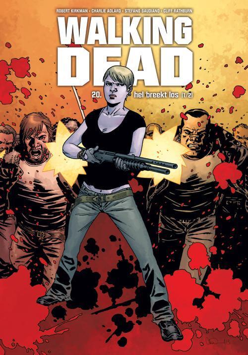 Walking Dead 20 - Hel breekt los kopen