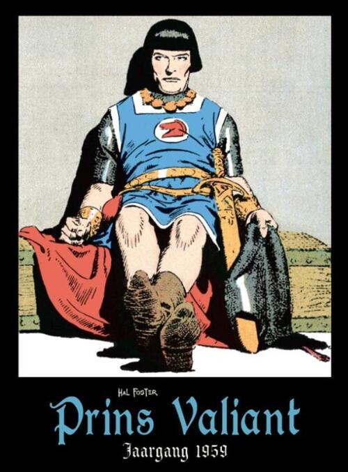 Prins Valiant 23 - Jaargang 1959 kopen