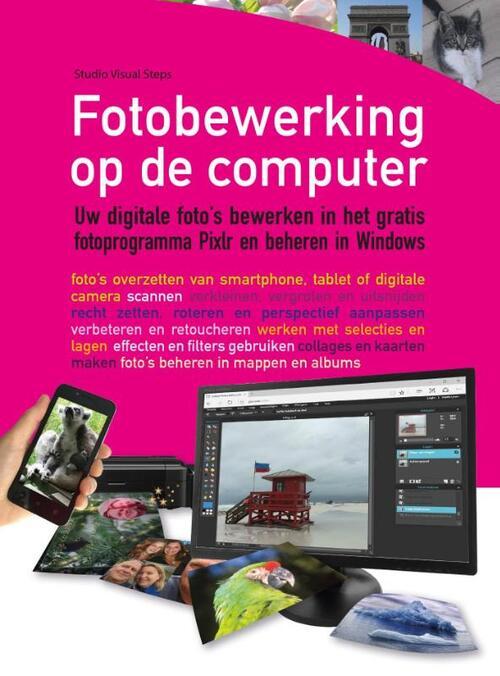 Afbeelding van Fotobewerking op de computer