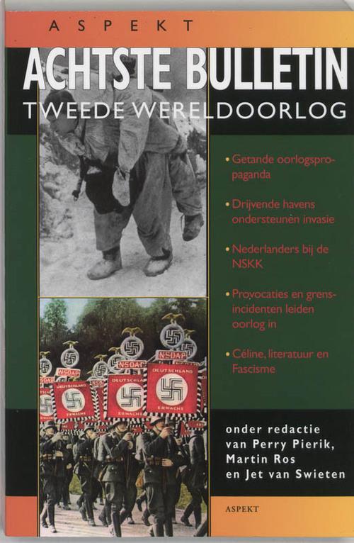 Afbeelding van Achtste bulletin van de Tweede Wereldoorlog