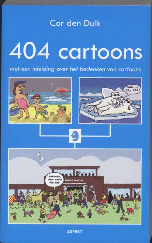 Afbeelding van 404 Cartoons