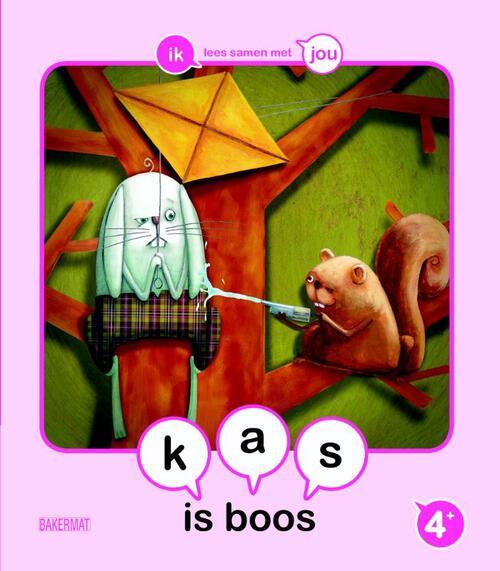 Afbeelding van Kas is boos