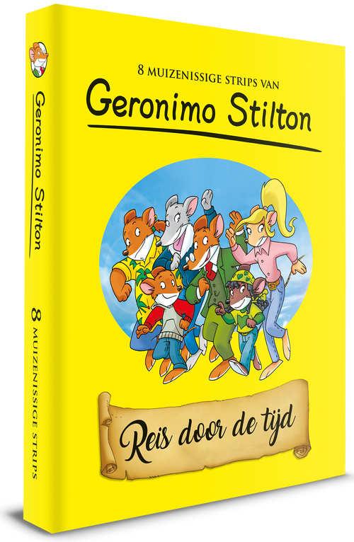 Geronimo Stilton - Reis door de tijd