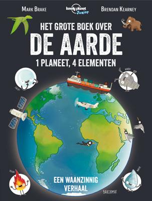 Afbeelding van Het grote boek over de aarde
