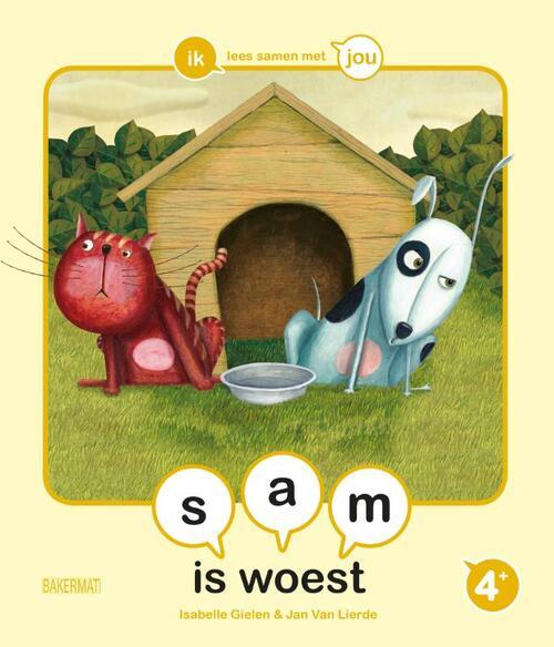 Afbeelding van Sam is woest