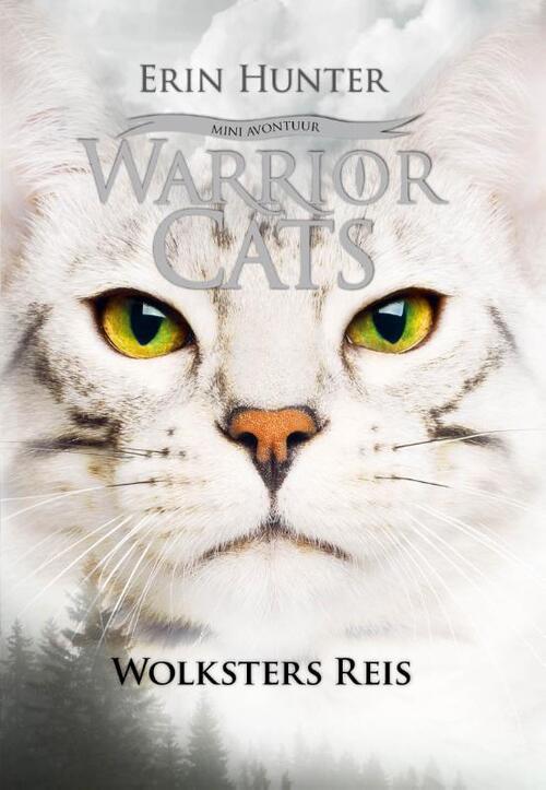Warrior Cats Novelle - Wolksters Reis pakket 5 stuks