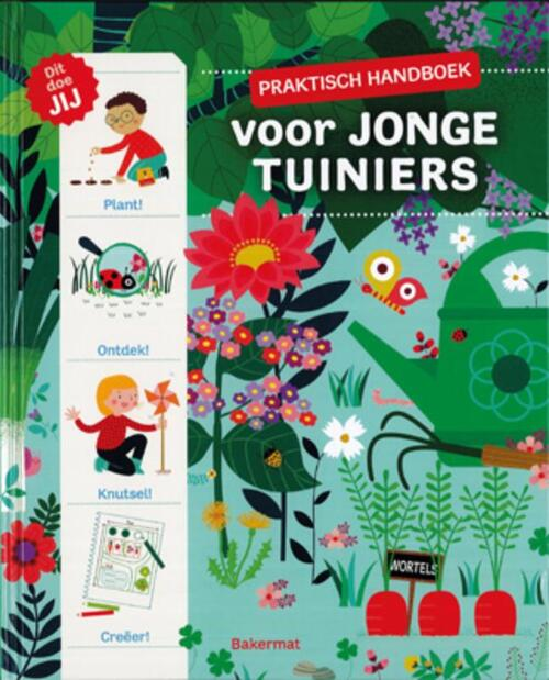 Afbeelding van Praktisch handboek voor jonge tuiniers