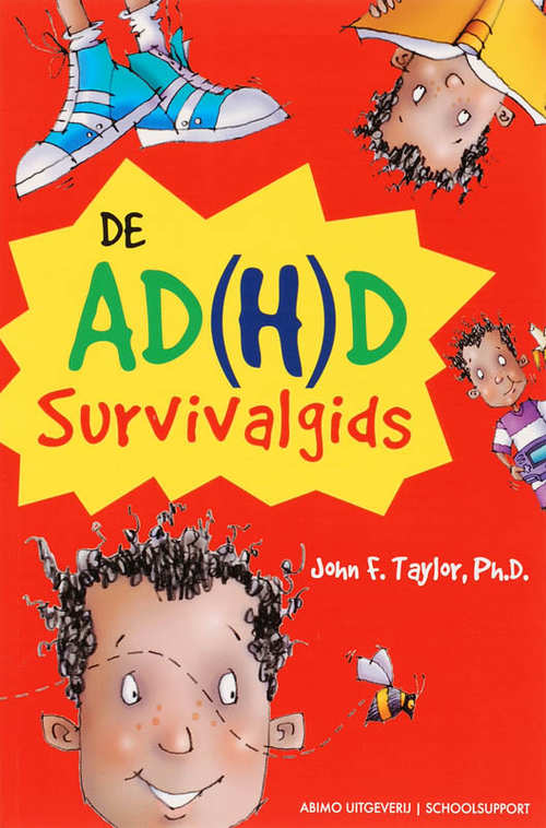 Afbeelding van de AD(H)D survivalgids