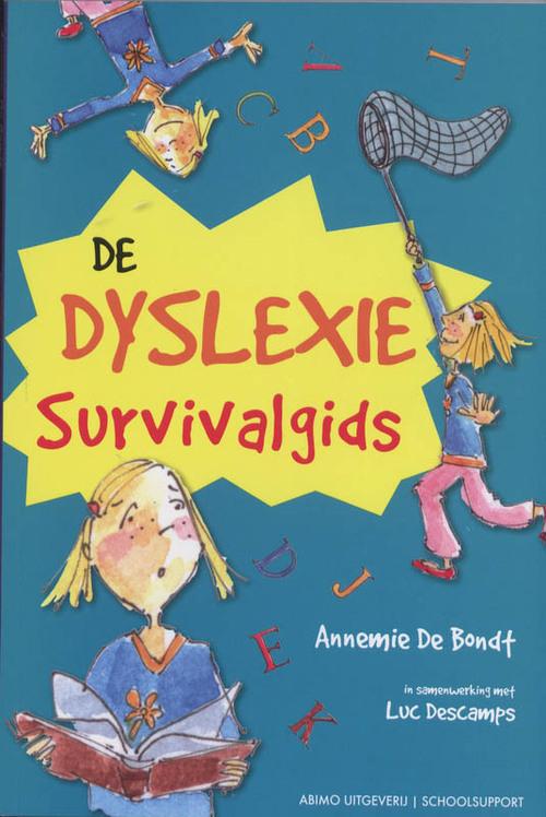 Afbeelding van De dyslexie survival gids