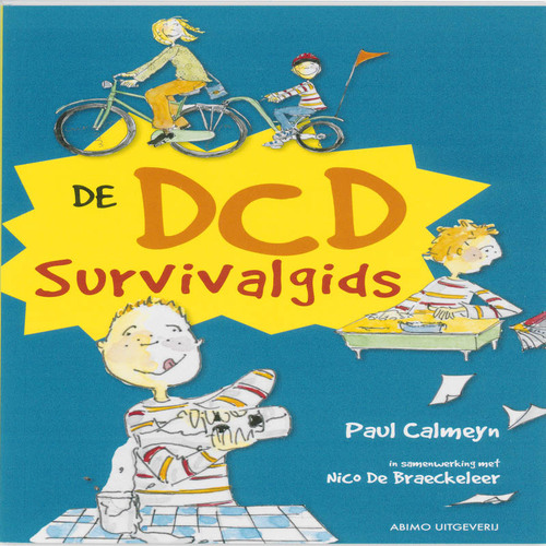 Afbeelding van De dcd survivalgids