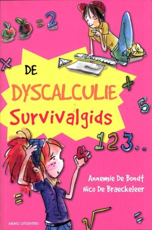 Afbeelding van De dyscalculie survivalgids