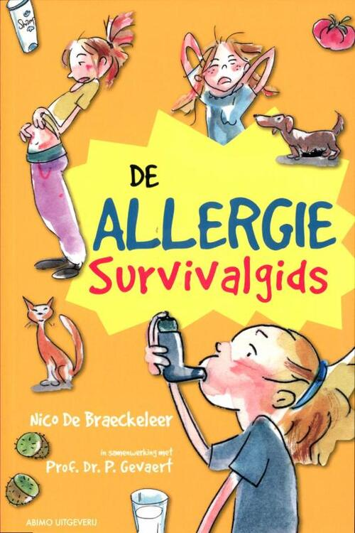 Afbeelding van De allergie survivalgids