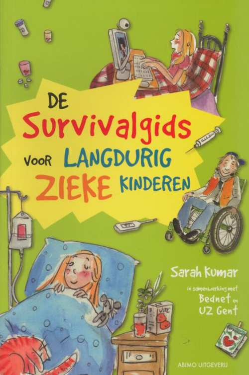 Afbeelding van De survivalgids voor langdurig zieke kinderen