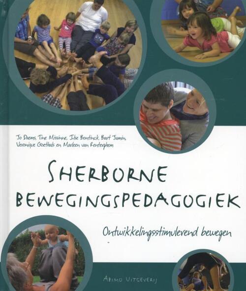 Afbeelding van Sherborne bewegingspedagogiek