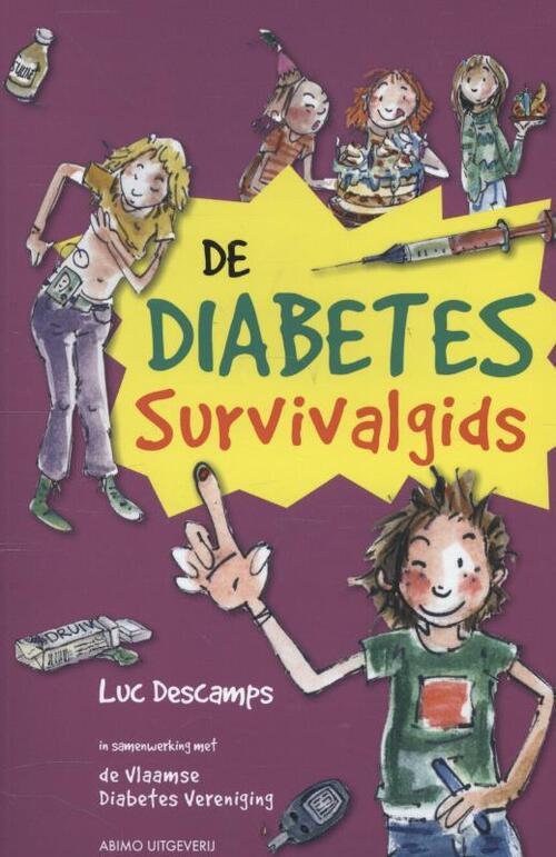 Afbeelding van De diabetes survivalgids