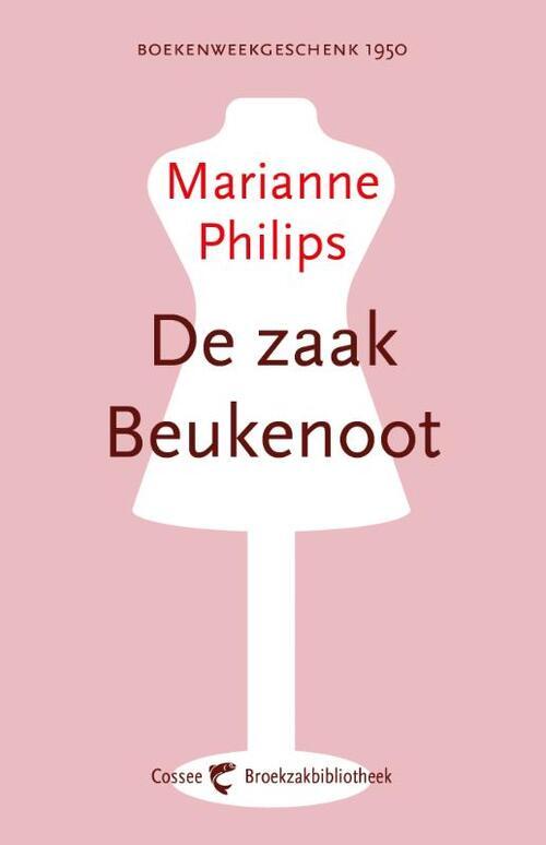 De zaak Beukenoot - Marianne Philips
