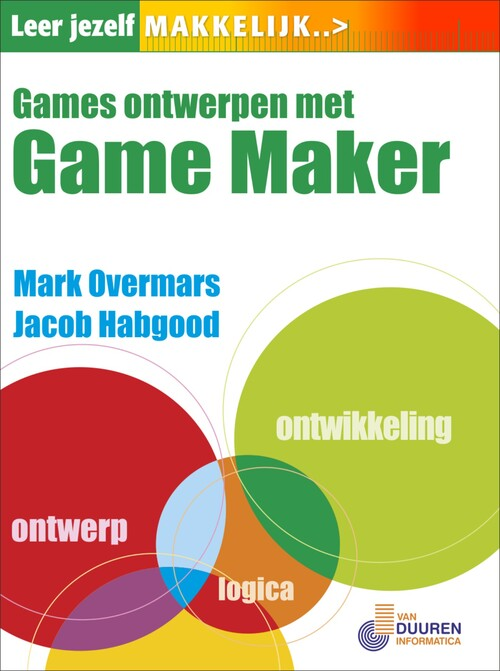 Afbeelding van Games ontwerpen met Game Maker