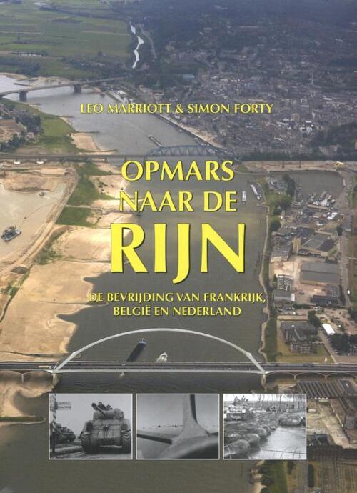 Afbeelding van Opmars naar de Rijn