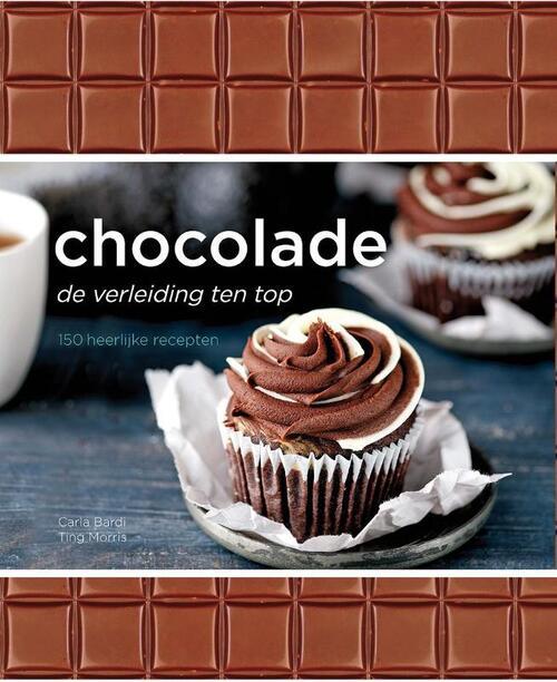 Afbeelding van Chocolade. De verleiding ten top
