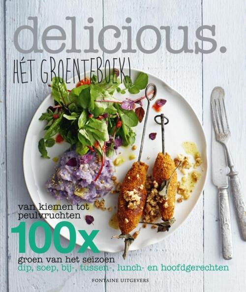 Dagaanbieding - delicious. Hét groenteboek! dagelijkse koopjes