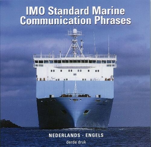 Afbeelding van IMO Marine Communication Phrases (SMCP)