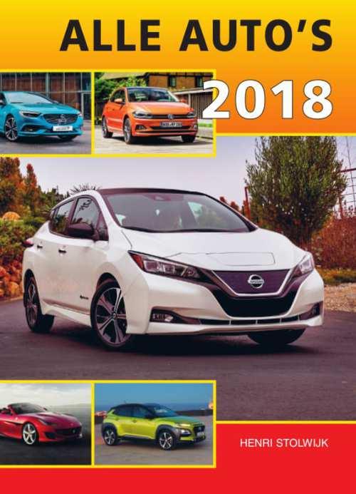 Afbeelding van Alle auto's 2018