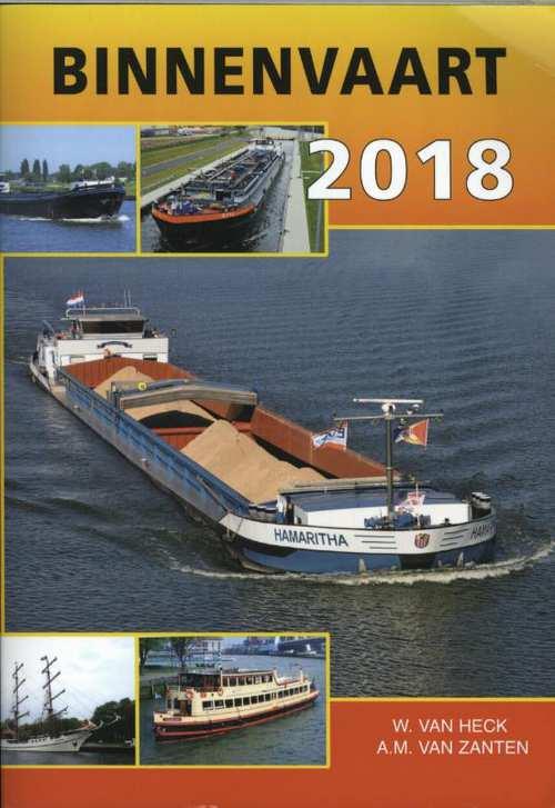 Afbeelding van Binnenvaart 2018