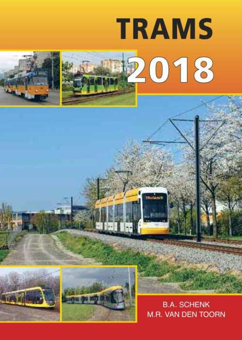 Afbeelding van Trams 2018