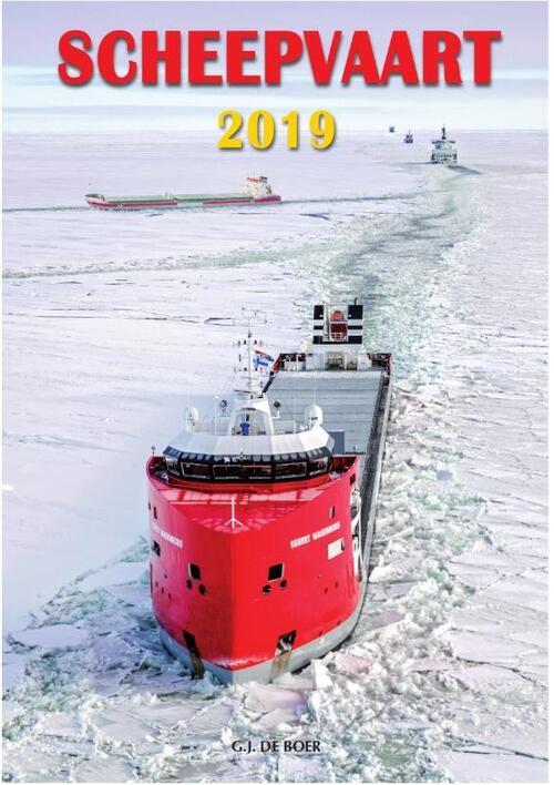 Afbeelding van Scheepvaart 2017-2018