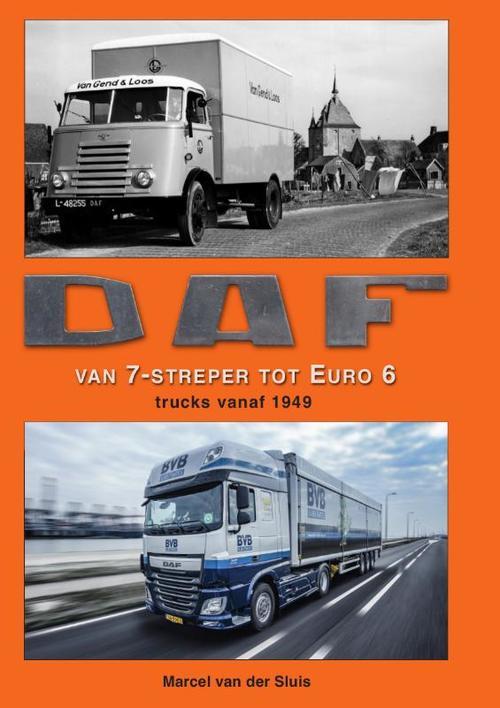 Afbeelding van DAF van 7-streper tot Euro 6