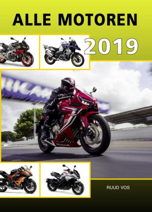 Afbeelding van Alle motoren 2019