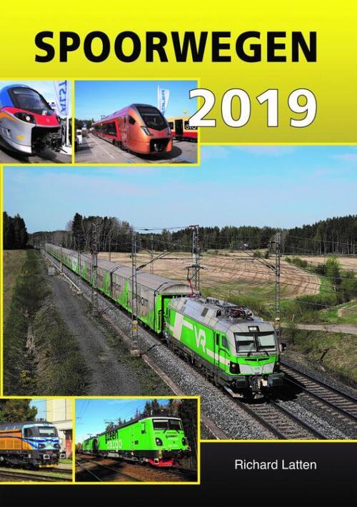 Afbeelding van Spoorwegen 2019