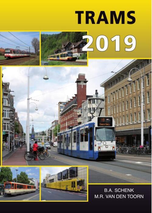 Afbeelding van Trams 2019
