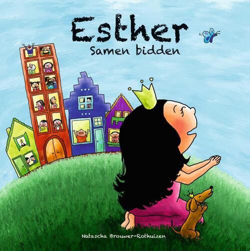Esther – Samen bidden Hardcover Op werkdagen voor 23:00 uur besteld, volgende dag in huis Gideon, Stichting Uitgeverij