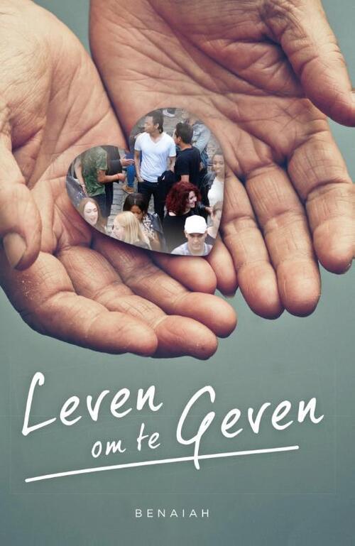 Leven om te geven Paperback Op werkdagen voor 23:00 uur besteld, volgende dag in huis Gideon, Stichting Uitgeverij