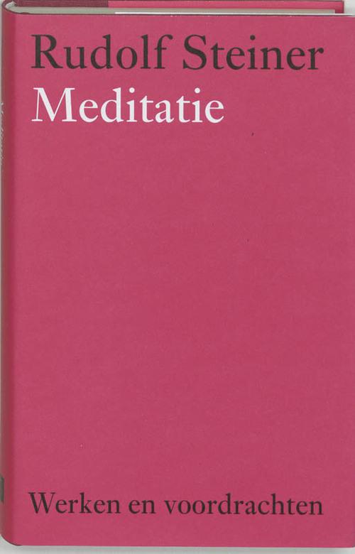 Meditatie - Rudolf Steiner